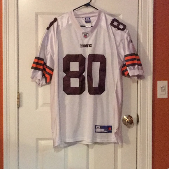 new product 642a8 7fbe3 Cleveland Browns Kellen Winslow authentic jersey